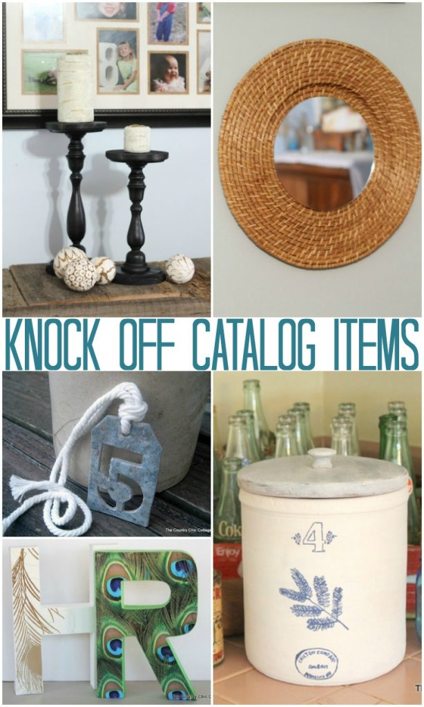 Knock Offs Of Your Favorite Catalog Items The Country