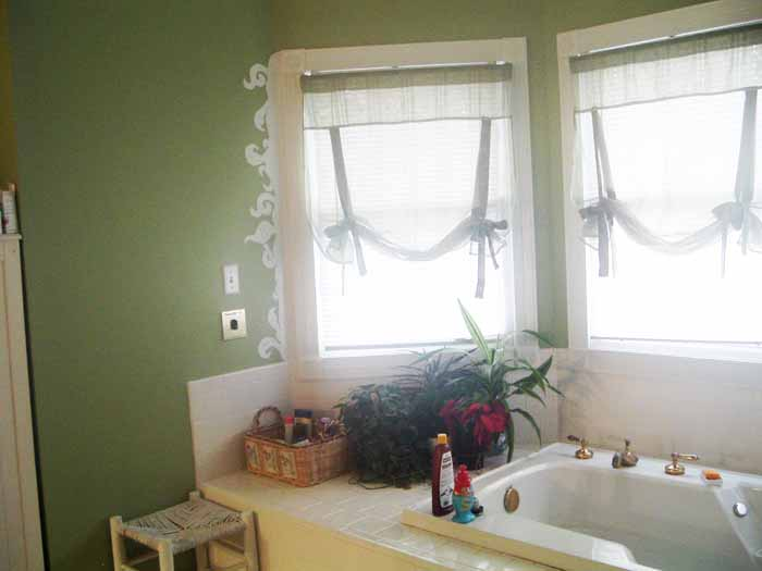 Bathroom makeover ideas - fabulous bathroom transformation