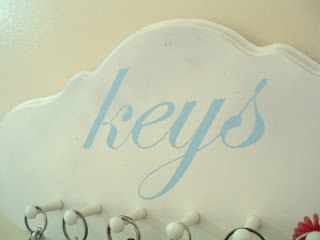 Hanging the Keys