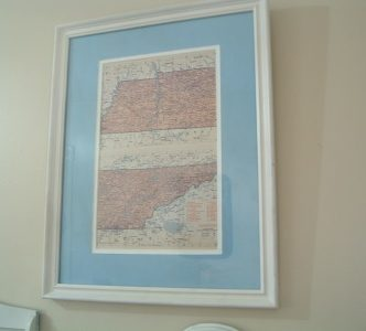 Framing Maps