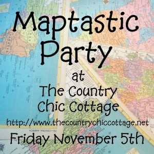 Maptastic Party!