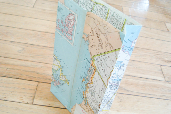 recycling old maps