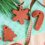 cinnamon applesauce ornaments