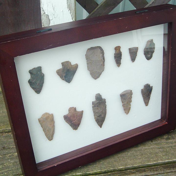 arrowheads how decor