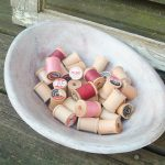 DIY Wooden Dough Bowl with Paint