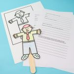 Printable Flat Stanley for Summer Geography Fun