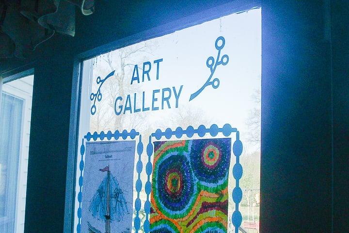window art gallery