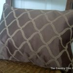 placemat pillow craft