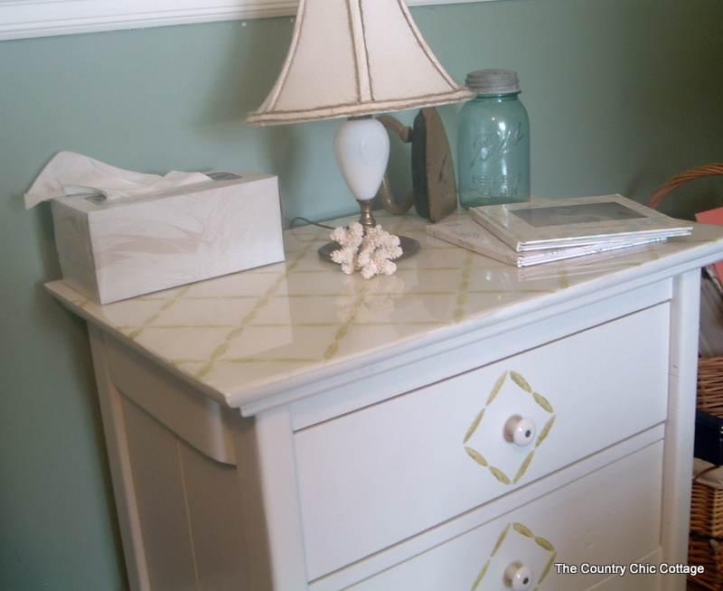 Using Envirotex Lite To Transform Your Furniture The Country Chic