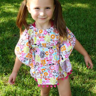 Butterfly Swimsuit Cover — Beach Bash Day 14