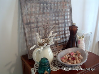 Make your Own Tobacco Basket — oh yes I did!!