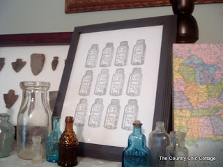 Making your own art with stamps! — Mason Jar Art