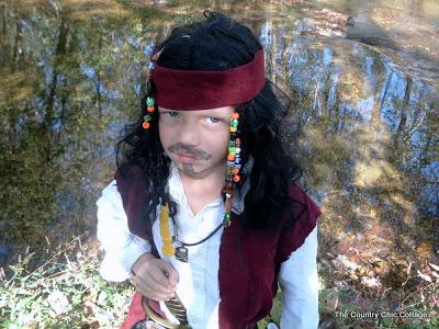 pirate halloween costume