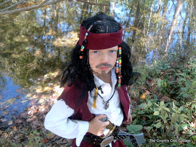jack sparrow wig for halloween