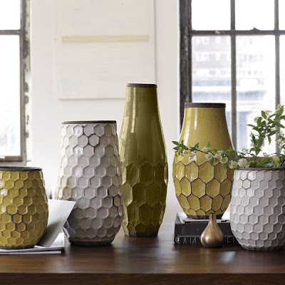 Hive Vase West Elm Knock Off The Country Chic Cottage