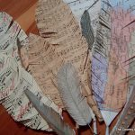 leaves from paper