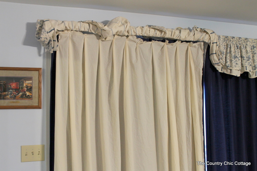 ideas curtains muslin decorating french