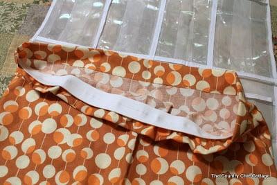 Sewing elastic onto fabric