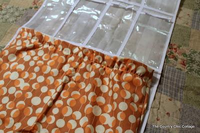 Elastic band on fabric