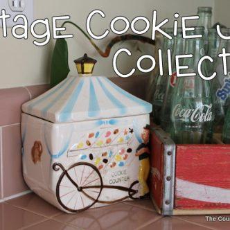 Vintage Cooke Jar Collection