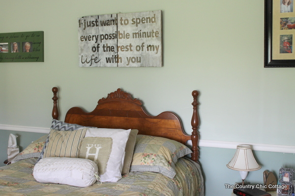 hunger games love quote barn wood sign