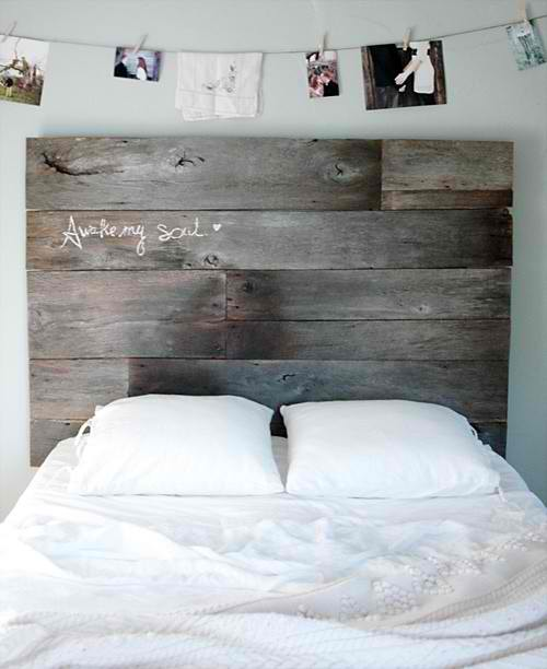 It Is Elegant Yet Rustic. Proving That Rustic Wood Can Add A Rustic, Country  Touch To Any Homeu0027s Decor.