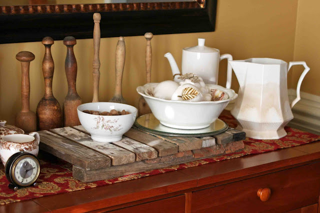 Vintage Touches Decorating Ideas For Your Country Home