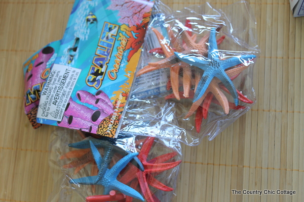 dollar tree starfish