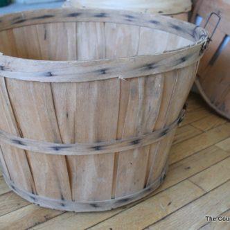 Thrifty Find — Fruit Basket