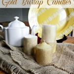 cl Pottery Barn Inspired Gold Burlap Candles_thumb[2]