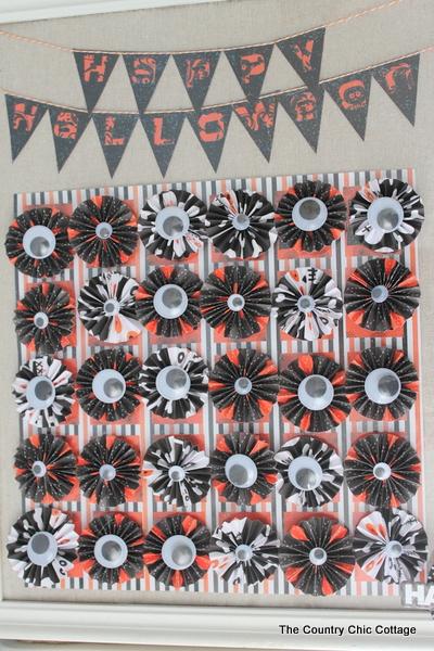 paper pinwheel craft idea