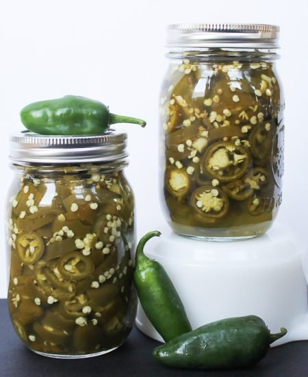 canning jalapeno peppers
