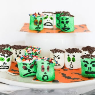 monster treats for halloween