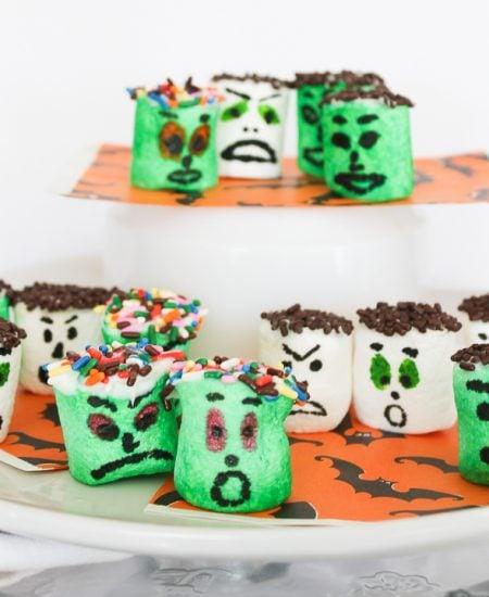 monster treats for halloween
