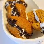 pumpkin sandwhich cookies-002