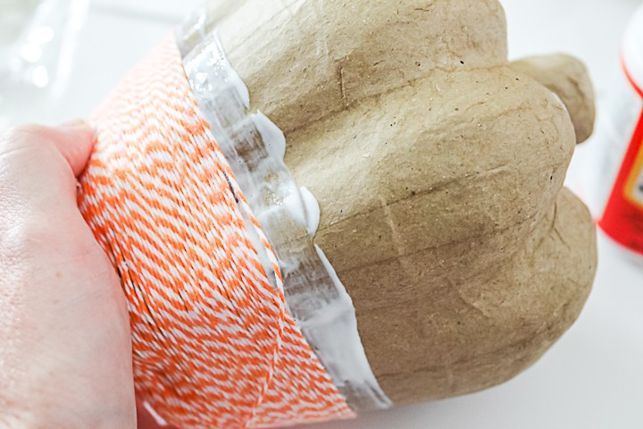 wrapping baker's twine