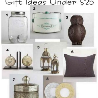 Angie's Gift Guide – Gifts Under $25 at @WorldMarket #worldmarket_bf