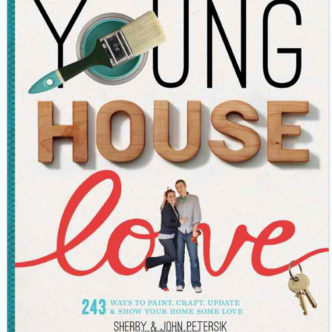 My latest love…and a perfect gift….the Young House Love book!