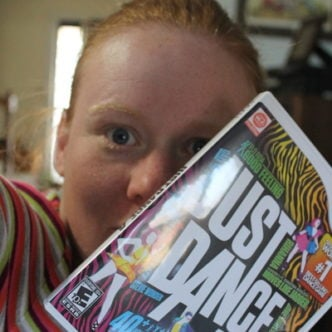 Angie's Gift Guide — Just Dance 4 #cleverJD4 #spon