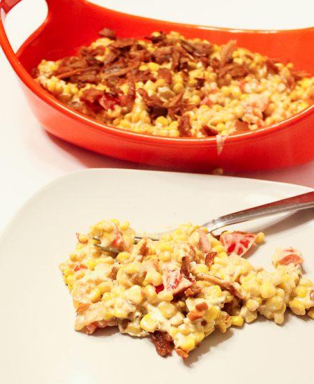 corn casserole for families