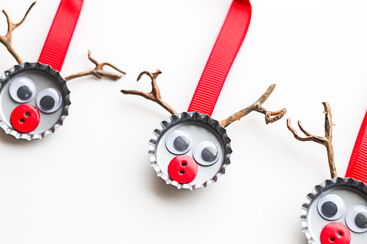 reindeer kids craft