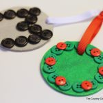 button ornaments with kids-002