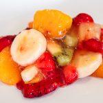 pie filling fruit salad