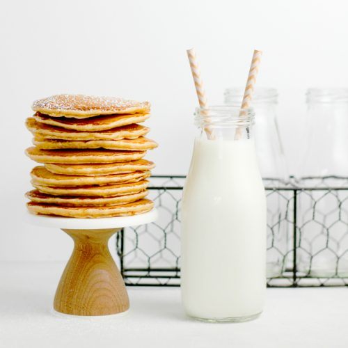 healthy pancakes recipe