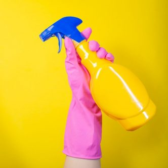 30 minute cleaning schedule