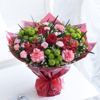 Create your own Valentine's Day Bouquet