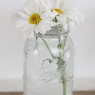 Wedding Ideas — 3 Vases for Flowers