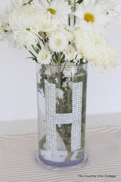 Wedding Ideas 3 Vases For Flowers The Country Chic Cottage