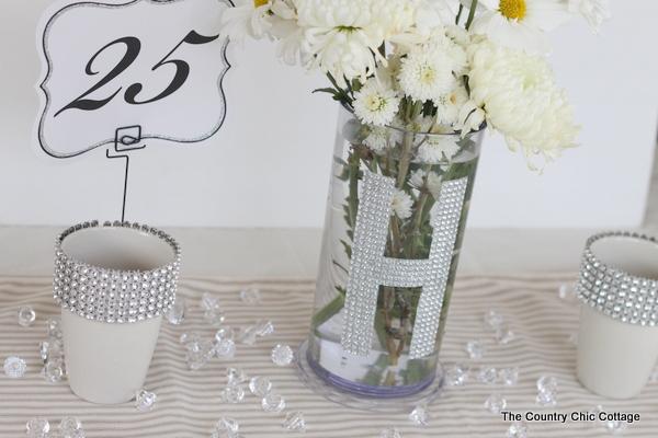 Wedding Ideas - Reception Table Decor with #DavidTuteraDIY - The ...
