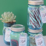 Teacher Appreciation Gift Ideas in Mason Jars